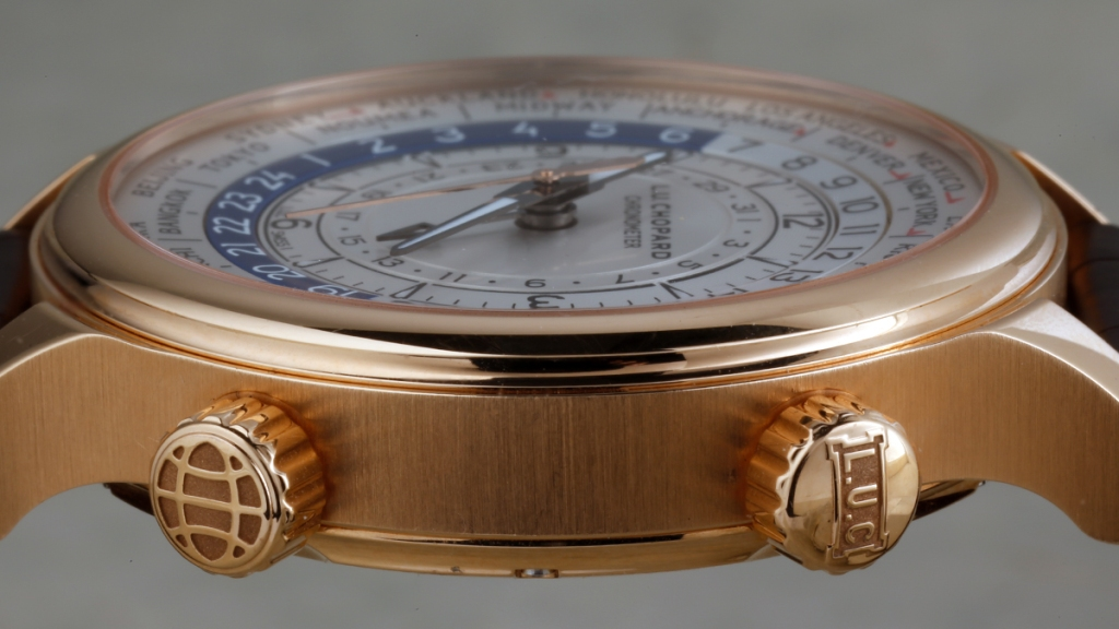 Chopard Time Traveler One Crowns