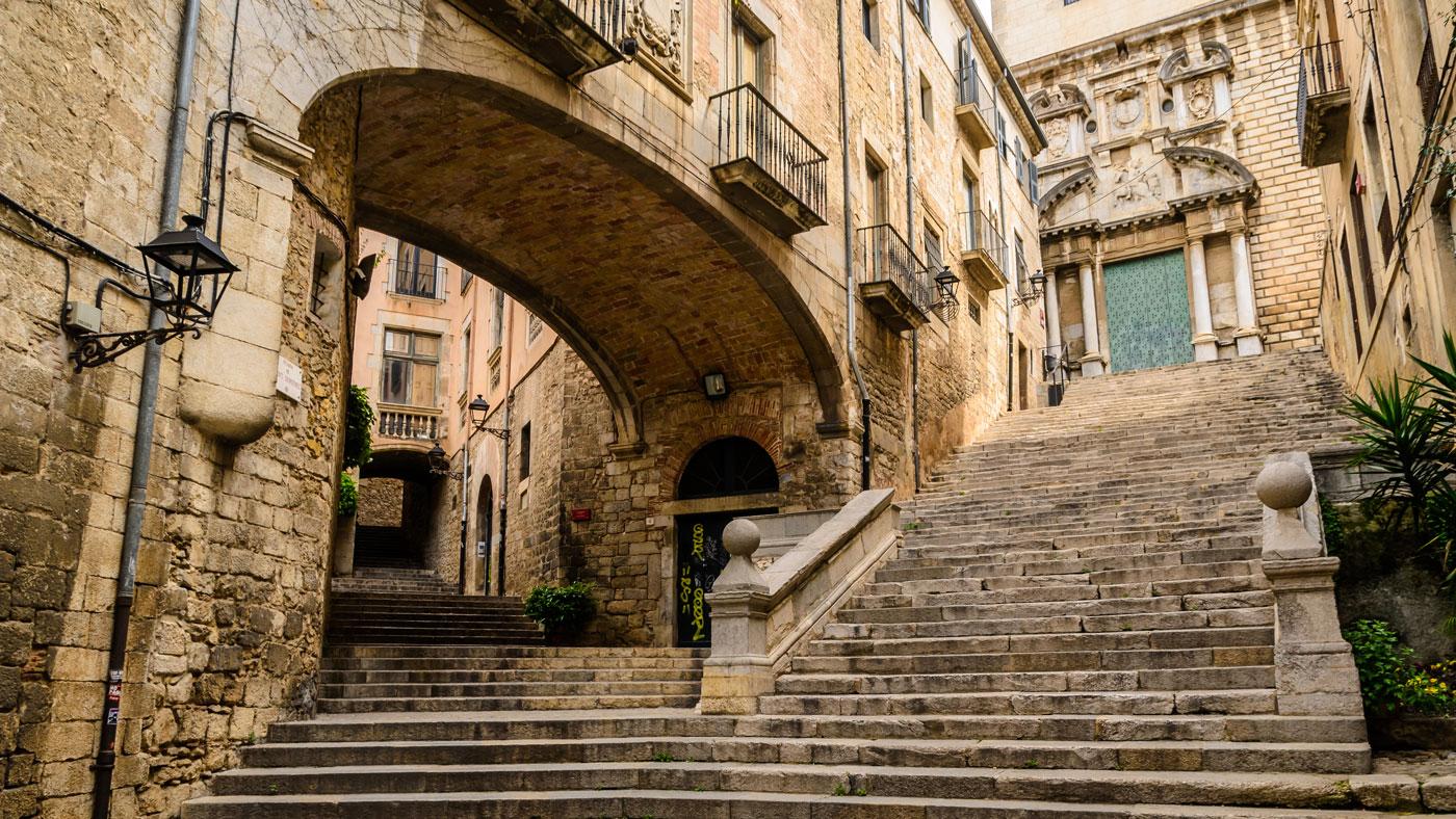 historic Spanish streets