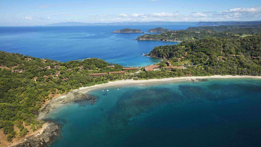 Four Seasons Costa Rica at Peninsula Papagayo view of ocean