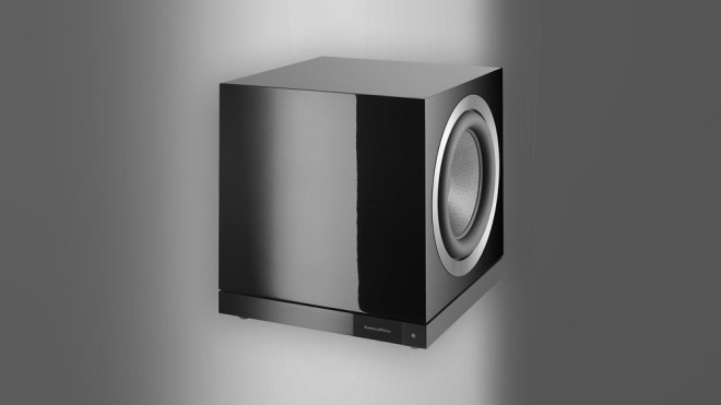Bowers & Wilkins DB1D with Black Gloss finish