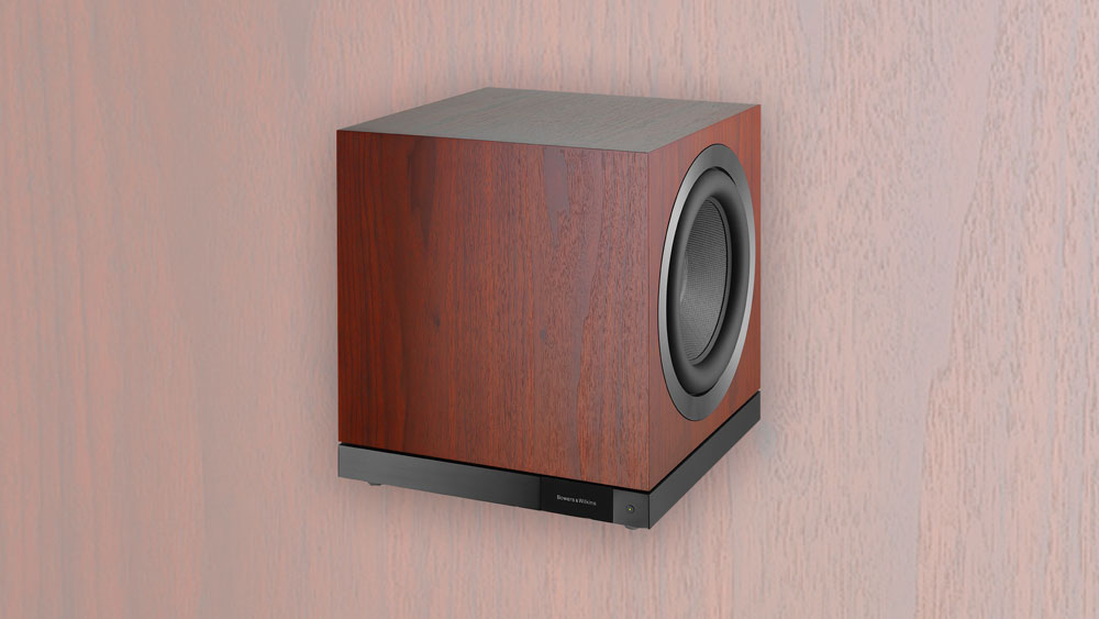 Bowers & Wilkins DB1D with Rosenut finish