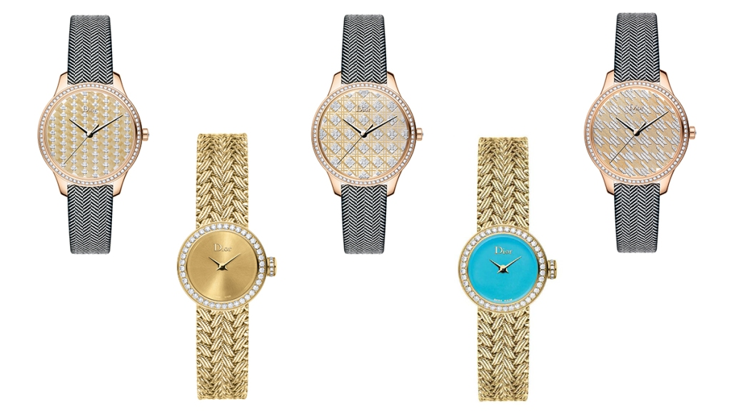 Dior 70th Anniversary Watches