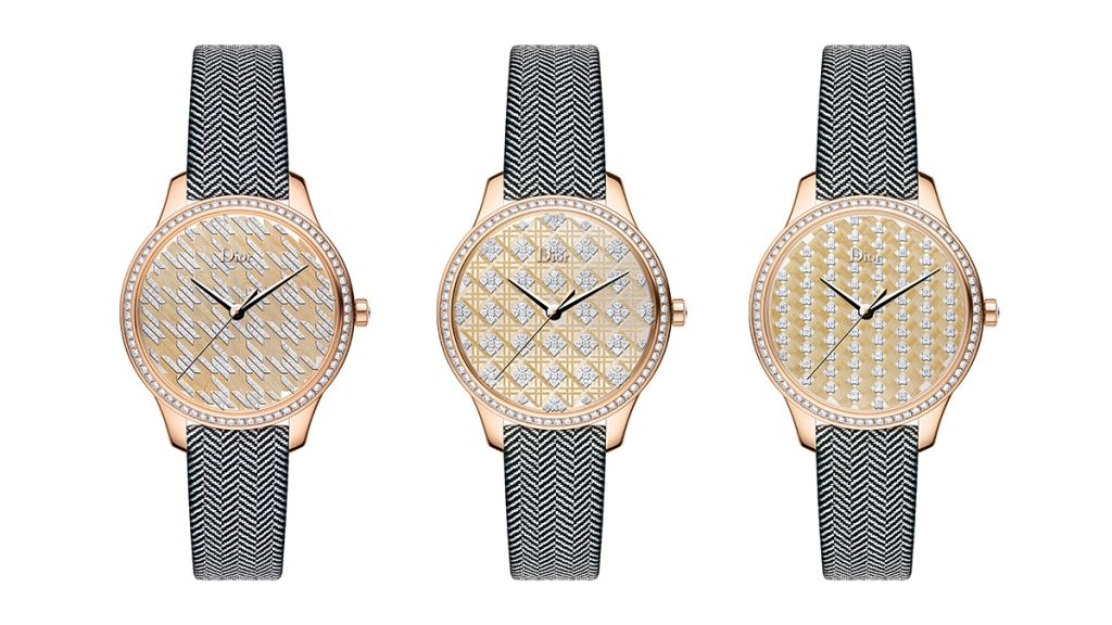 Dior VIII Montaigne Watches