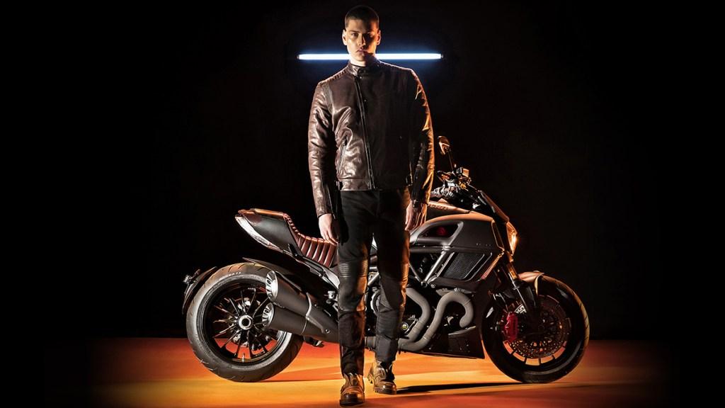 Ducati Diesel Collaboration