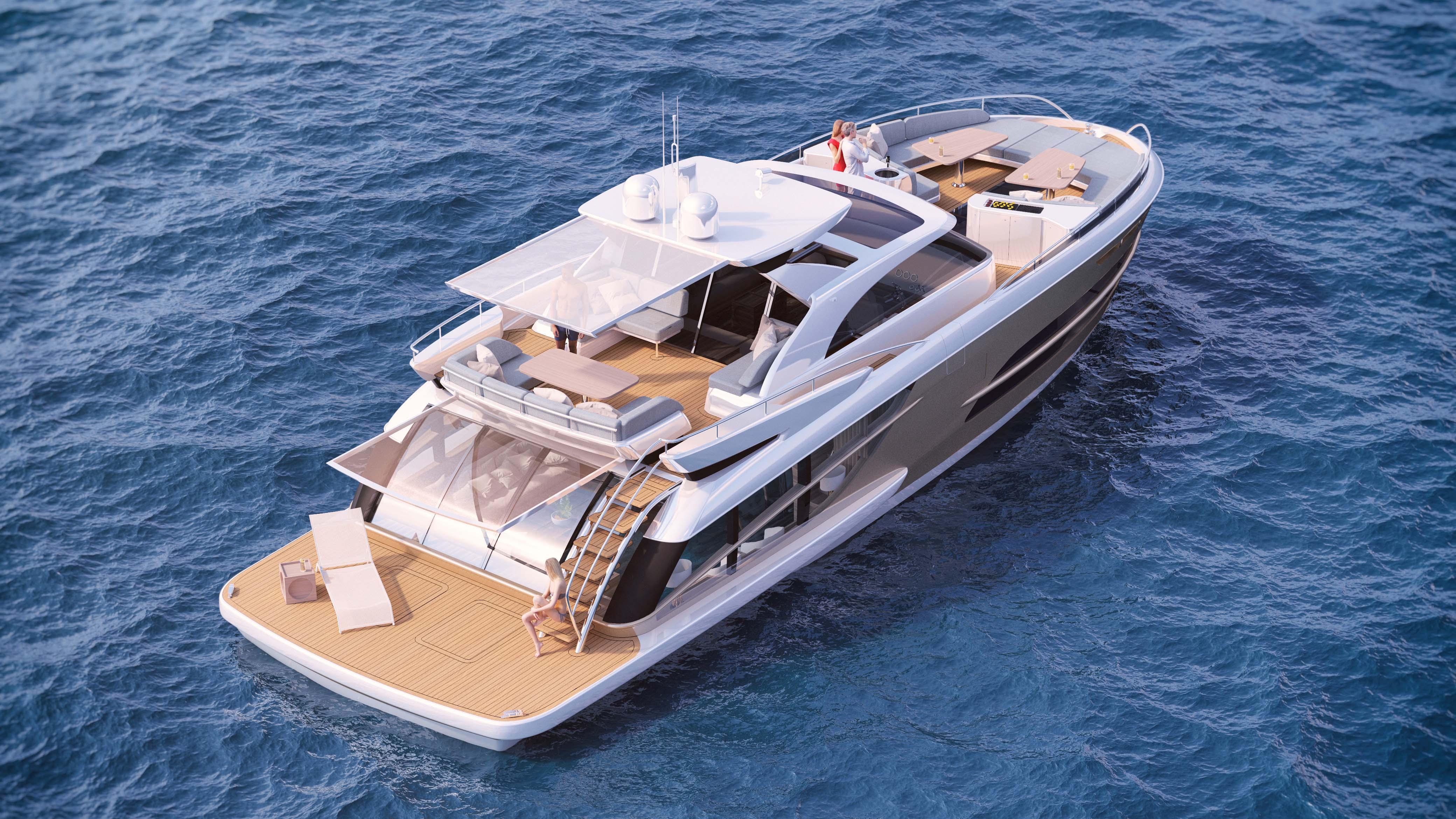 Van der Valk BeachClub 600 Yacht