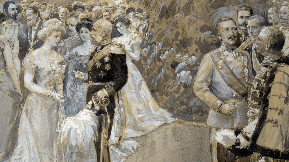 painting of Franz Joseph