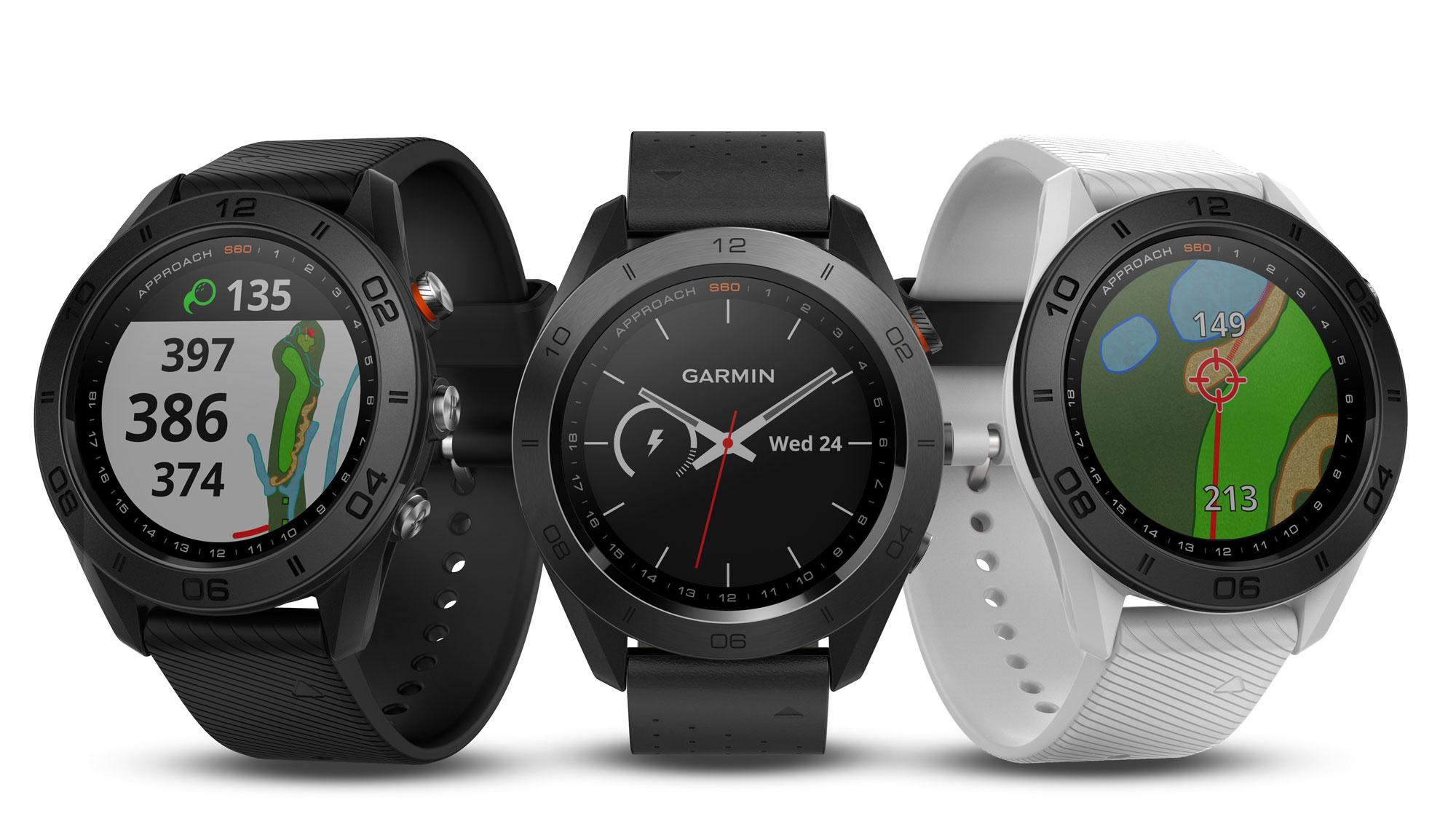 Garmin Approach S60 golf smartwatch