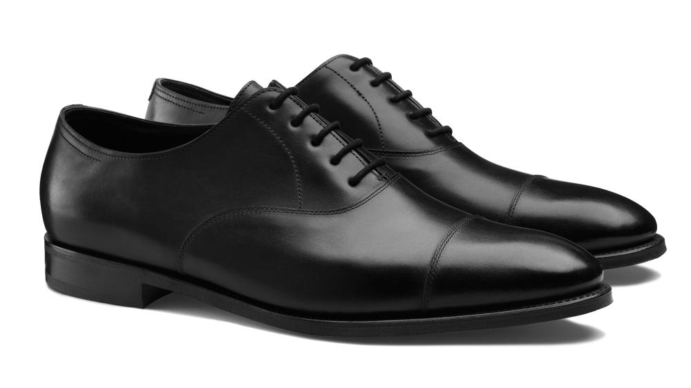 John Lobb black shoes