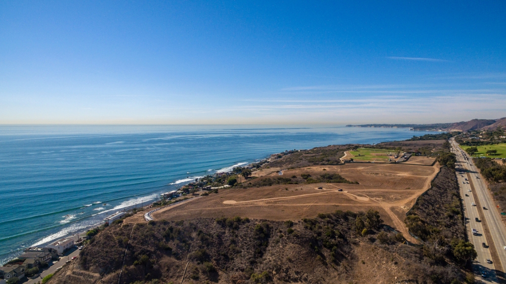$50 Million Land Sale in Malibu