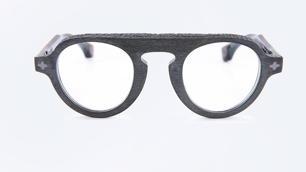 Photo of MOCKER (Black) eyeglasses