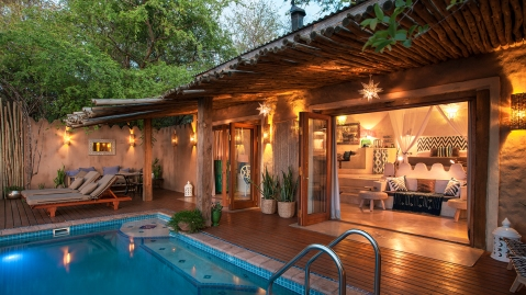 Tongabezi safari lodge on Zambia's Zambezi River unveils 18-month renovation
