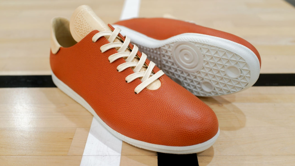 No One Horween Basketball Sneakers