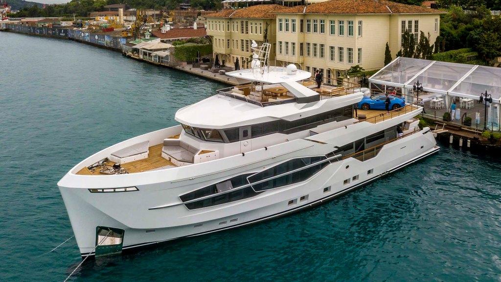 Numarine 32XP Explorer Yacht Turkey