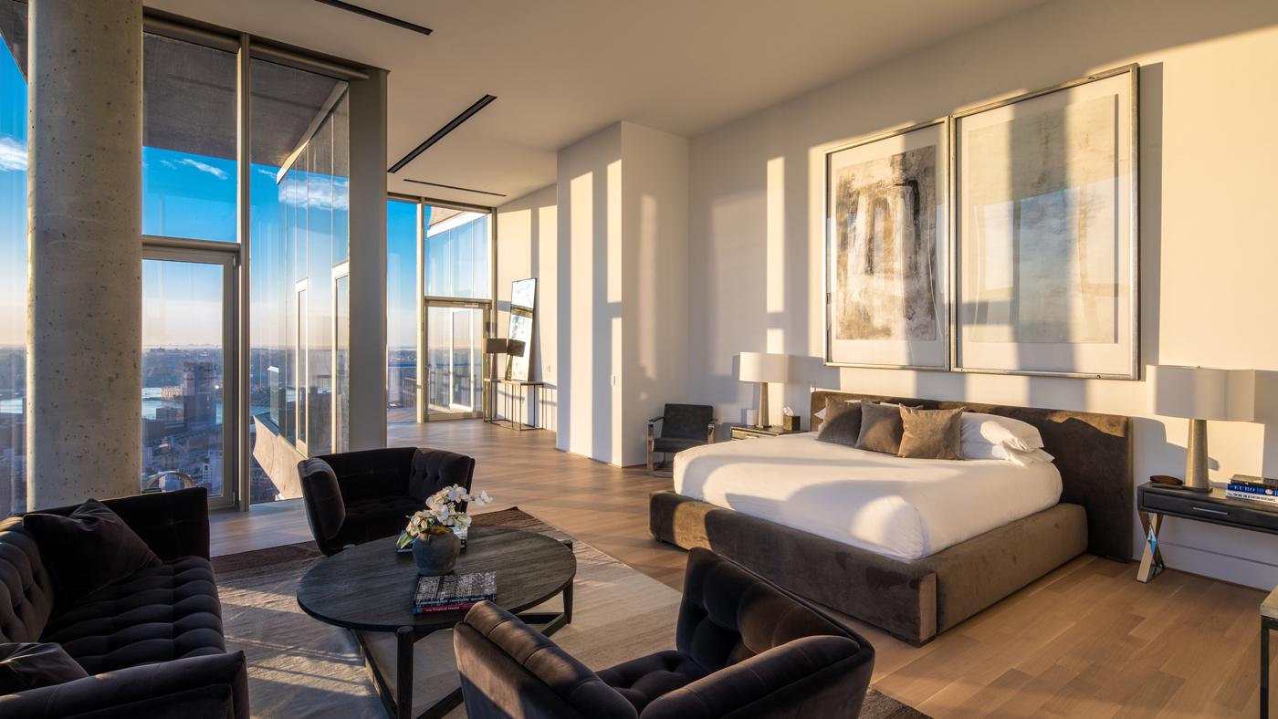 Duplex Penthouse at 56 Leonard