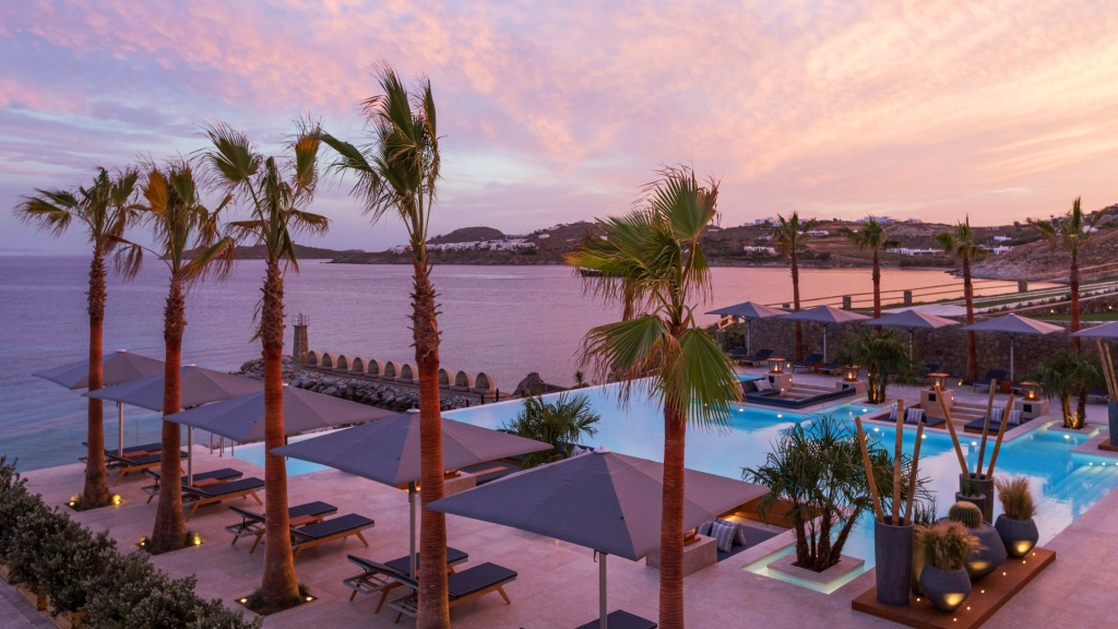 Santa Marina, a Luxury Collection Resort unveils a new spa, suites, villas, and pool in major expansion