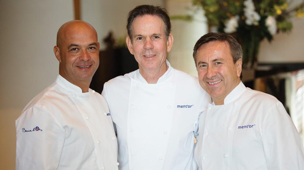 chefs, thomas keller, daniel boulud and jerome bocuse