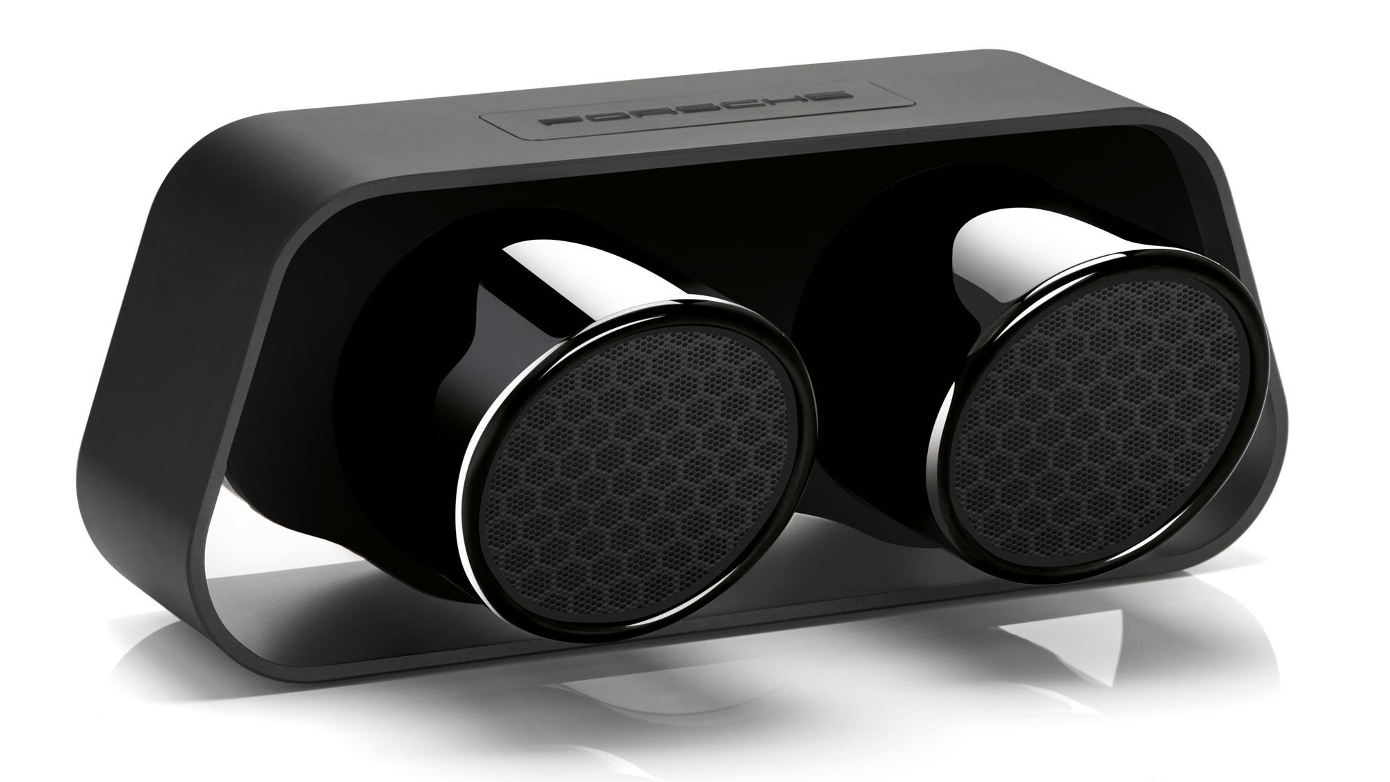 Porsche Design 911 Speaker close up