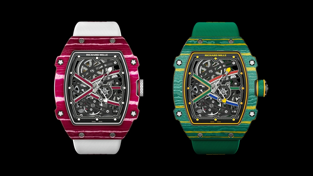 Richard Mille RM 67-02 Watches