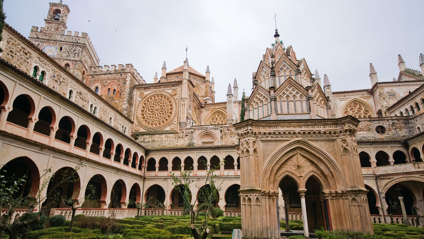 historic building in Spain