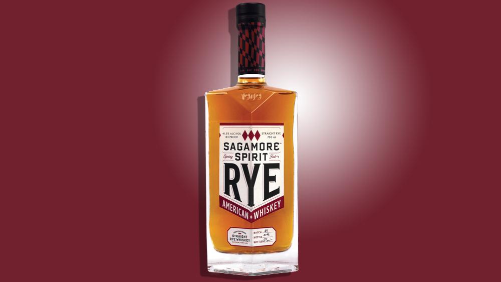 sagamore spirit cask strength rye