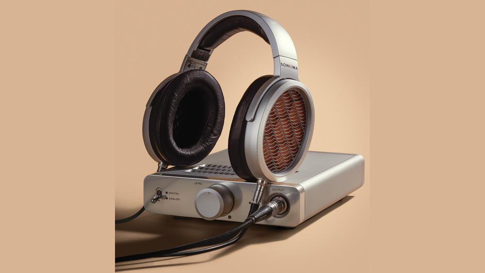 sonoma acoustics headphone system