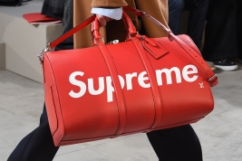 Supreme Louis Vuitton Duffel Bag