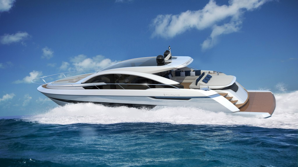 Fairline Targa 63 GTO Yacht