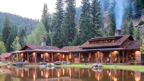 Colorado Taylor River Lodge