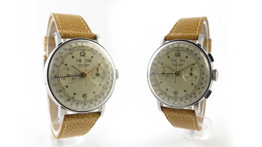 Ulysse Nardin Vintage Chronograph