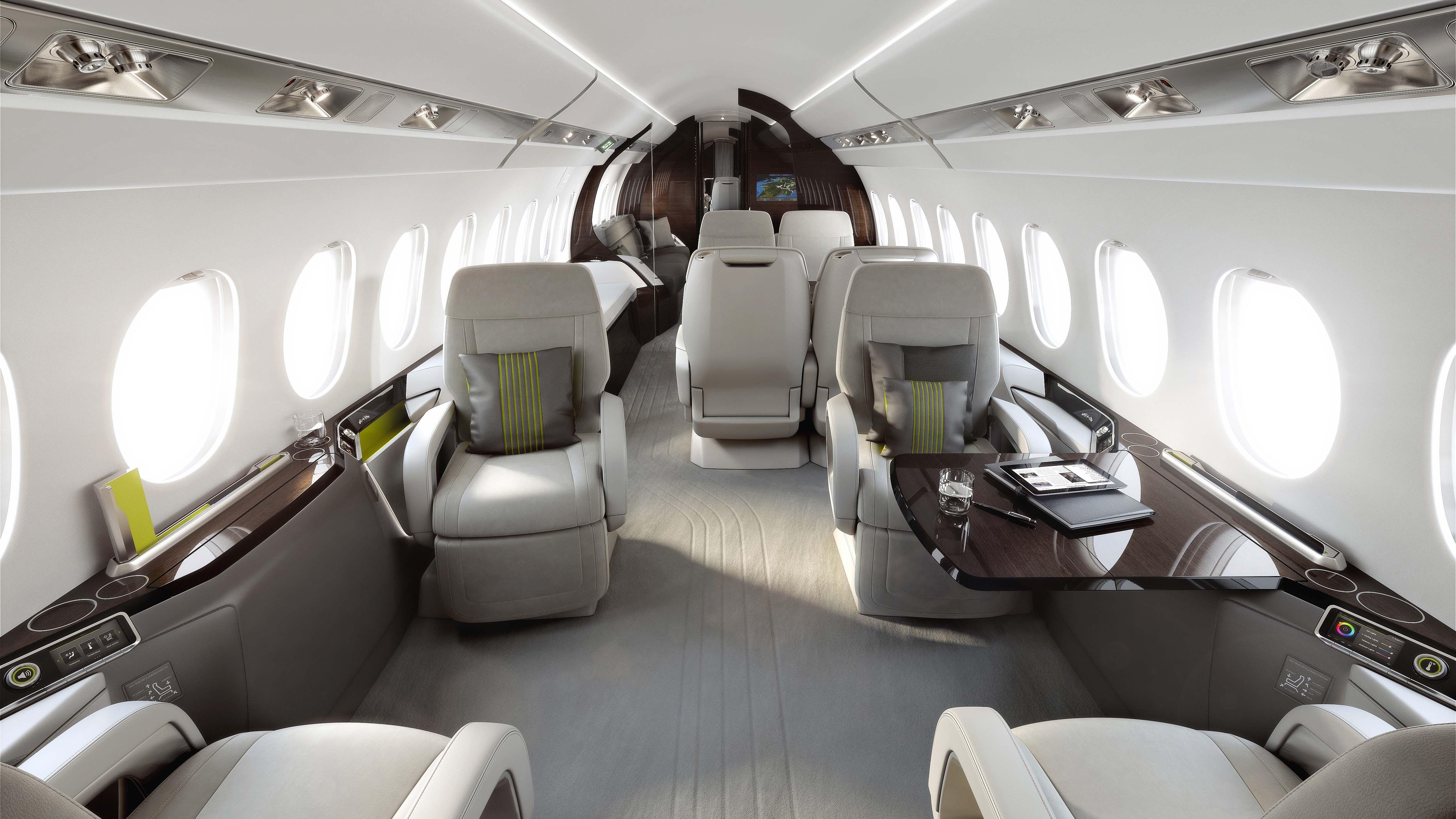 Dassault Falcon 5x private aviation best jet
