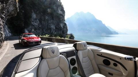The 2018 Maserati GranTurismo and GranTurismo Convertible in Italy.
