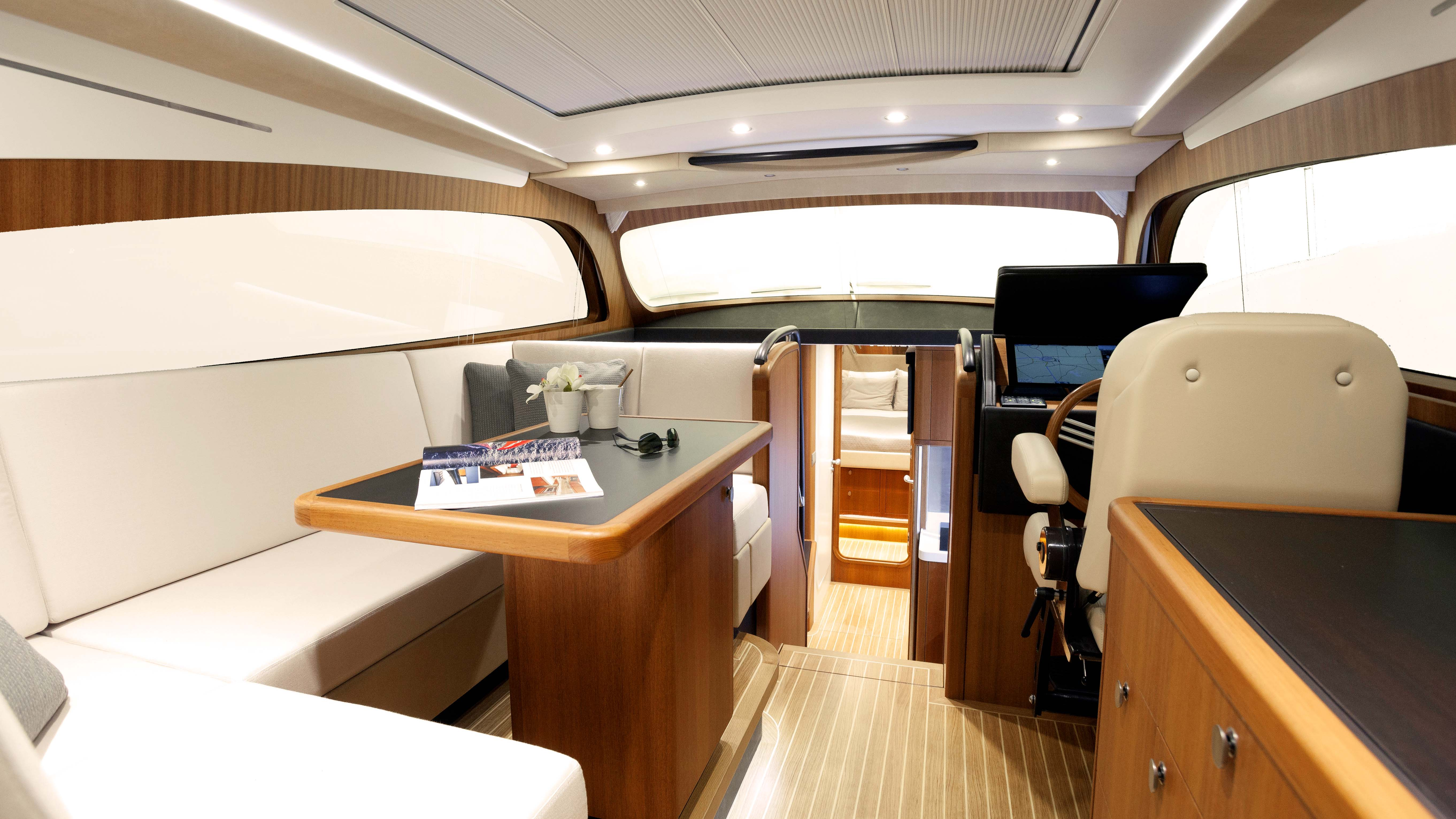 Breedendam Yachts' MTB fourzero Wheelhouse dutch boat