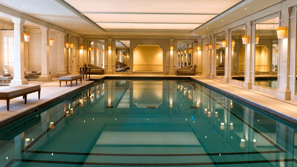 Cliveden House indoor pool