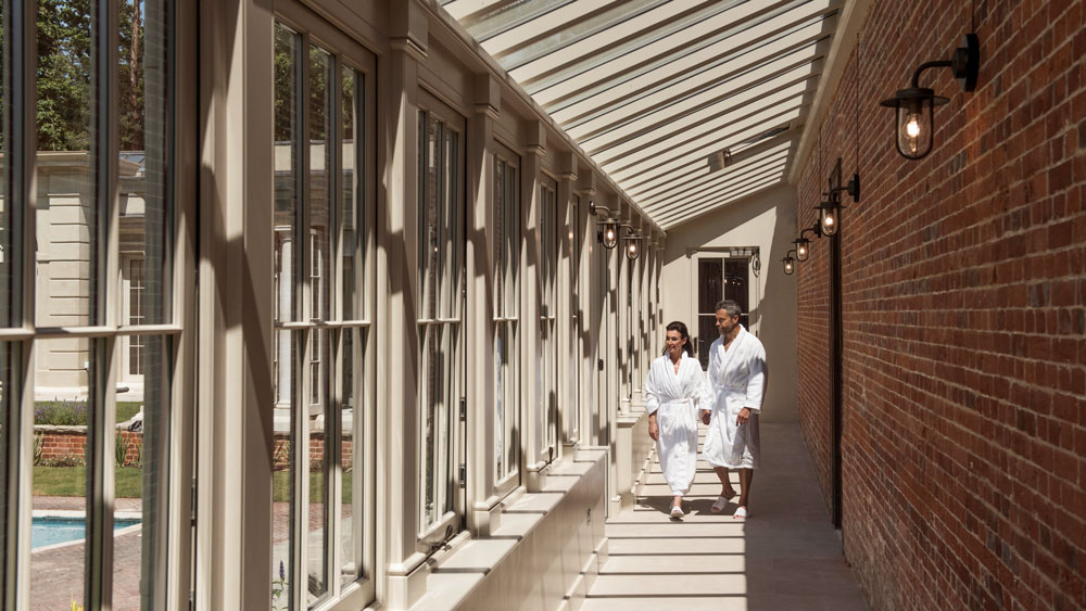 Cliveden House spa