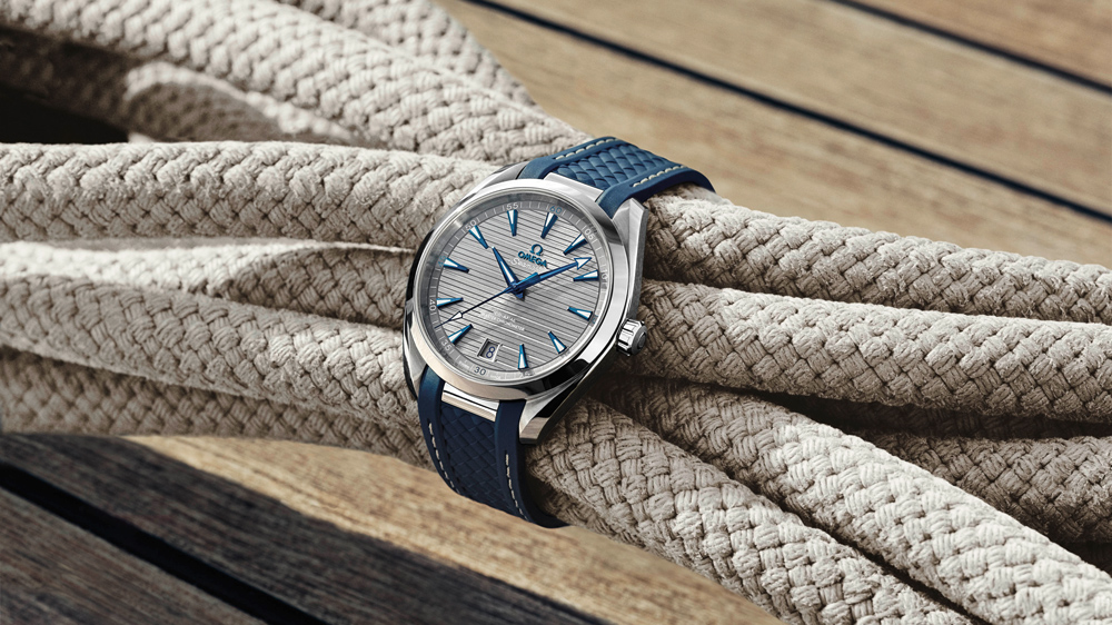 Omega Aqua Terra Watch Collection