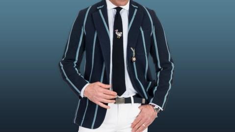 Rowing Blazer jacket.