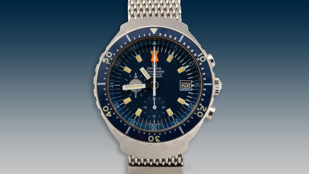 Omega Seamaster Big Blue