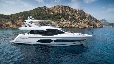 Sunseeker 76 Yacht British Superyacht