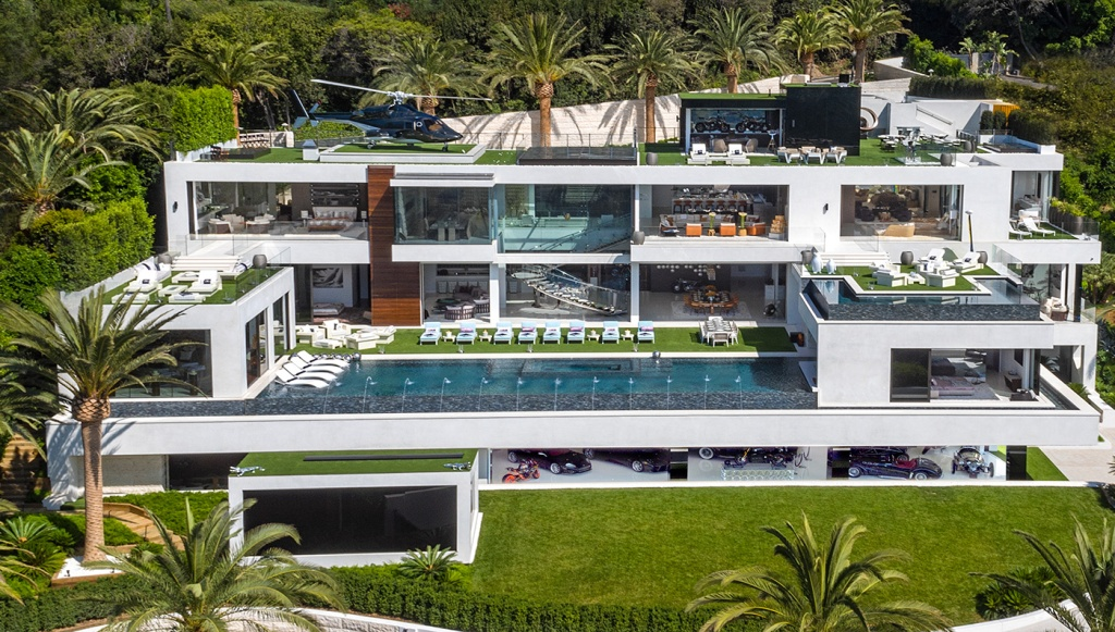 $250 Million Home: 924 Bel Air Road