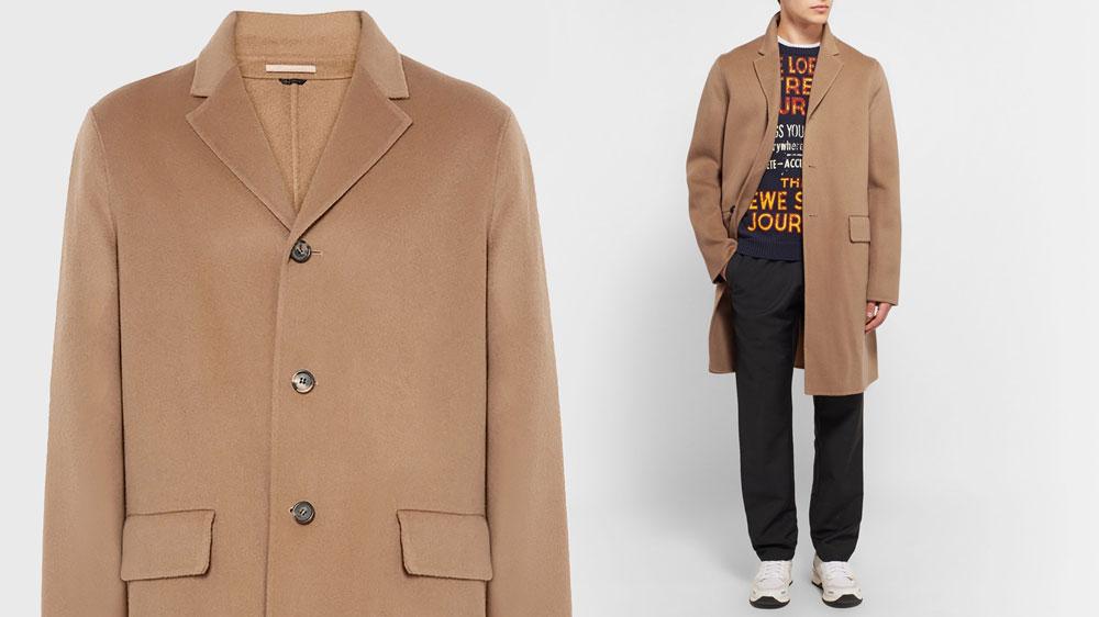 Acne Cashmere Overcoat