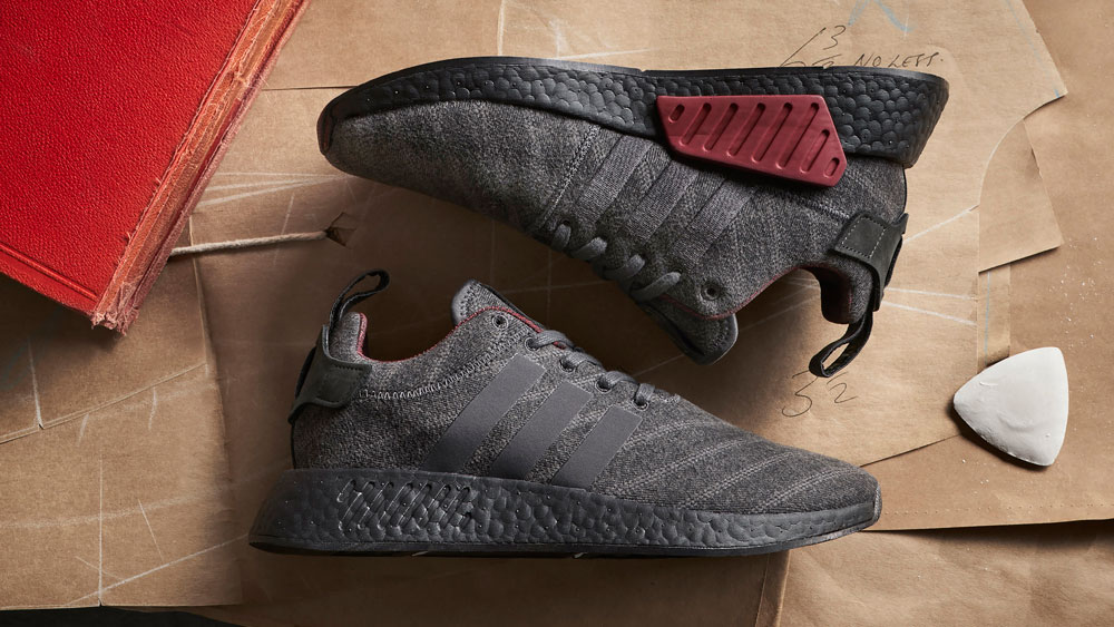 adidas X Henry Poole sneaker