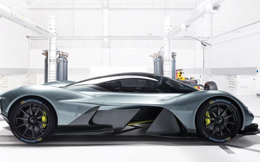 Aston Martin Valkyrie Robb Report
