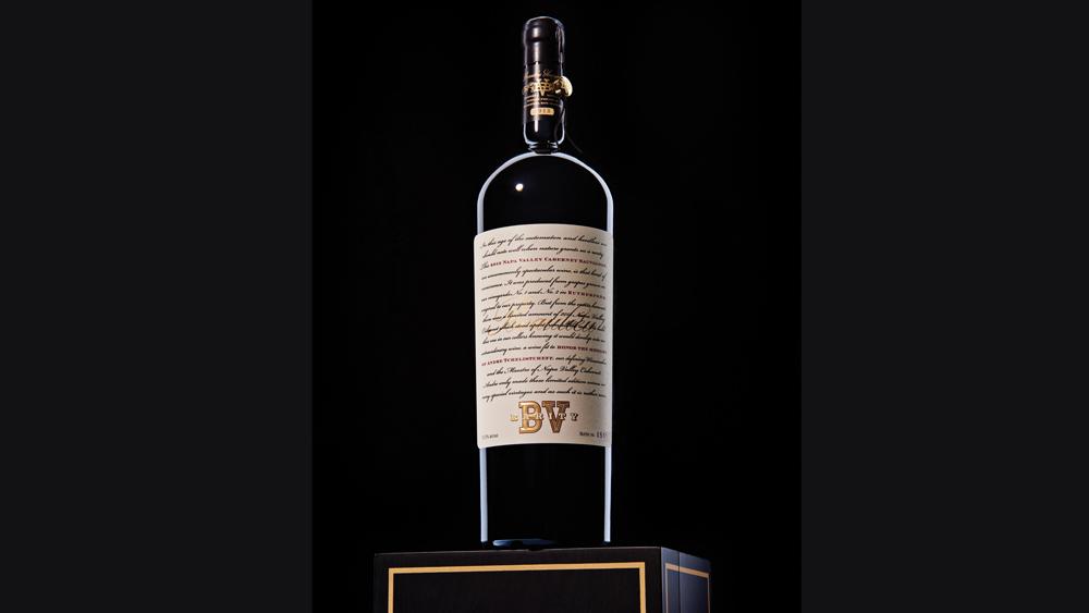 beguile vineyard 2013 rarity bottle