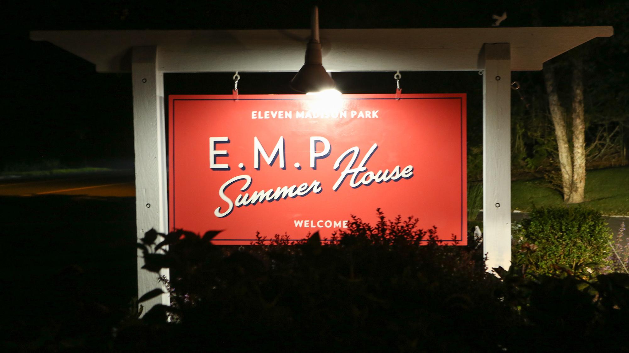 American Express Platinum x EMP Summer House : Opening Celebration