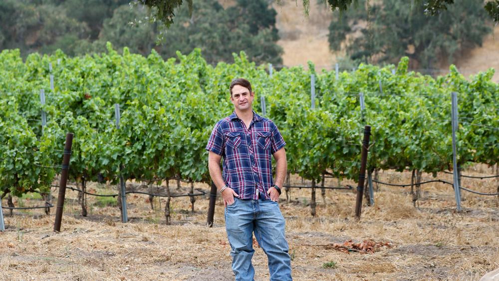 Boscoe Wine Company's David Haskell portrait