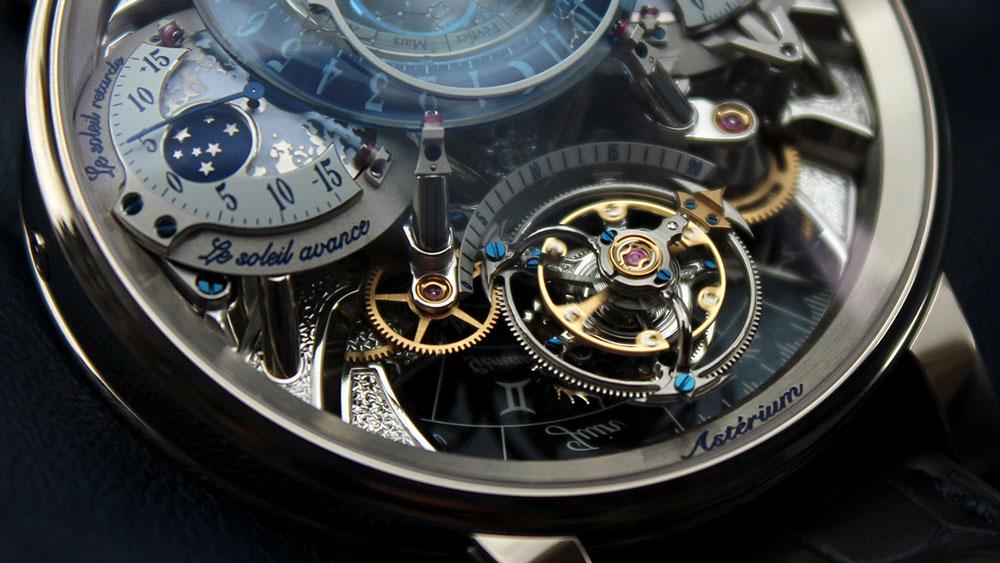 Bovet Récital 20 Astérium Watch