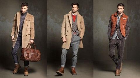 Brunetto Cucinelli men's fashion overcoats