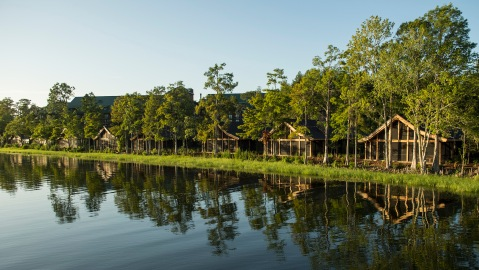 Disney Wilderness Lodge Cooper Creek