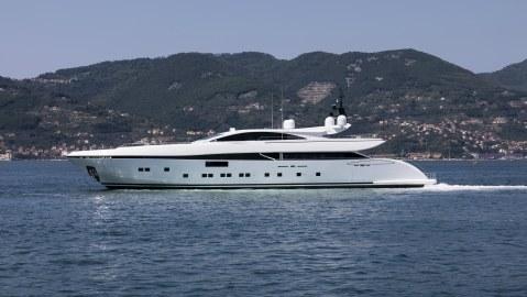 CCN Superyacht Elsea Italian yacht