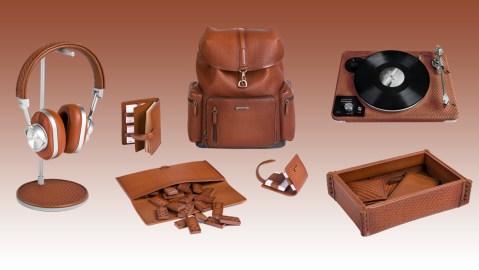 Zegna Toyz collection group shot